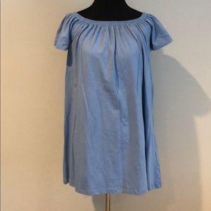ASOS blue tunic size 2